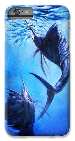 Sailfish And Ballyhoo IPhone 7 Plus Case