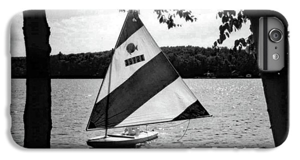 Sailing On Lake Dunmore No. 1-1 IPhone 7 Plus Case by Sandy Taylor