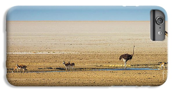 Savanna Life IPhone 7 Plus Case by Inge Johnsson