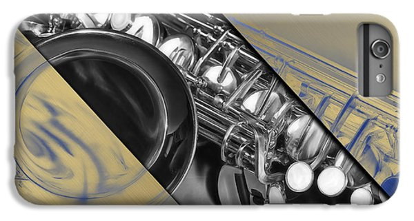 Saxophone Musical Collection IPhone 7 Plus Case