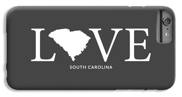 Clemson iPhone 7 Plus Case - Sc Love by Nancy Ingersoll