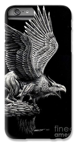 Screaming Griffon IPhone 7 Plus Case