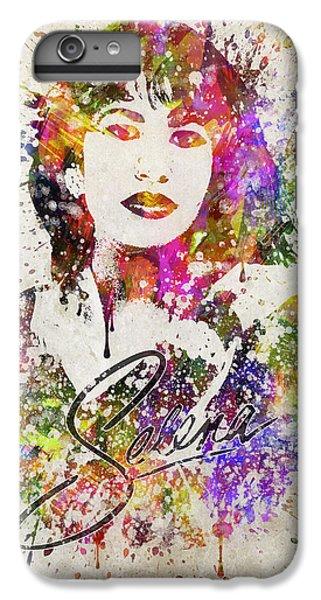 Selena Quintanilla In Color IPhone 7 Plus Case