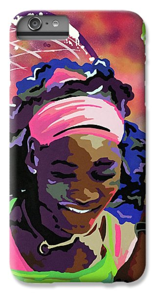 Serena IPhone 7 Plus Case by Chelsea VanHook