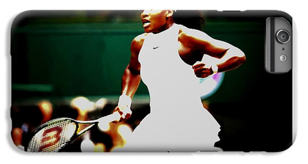 Serena Williams Making History IPhone 7 Plus Case
