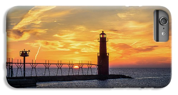 IPhone 7 Plus Case featuring the photograph Serious Sunrise by Bill Pevlor