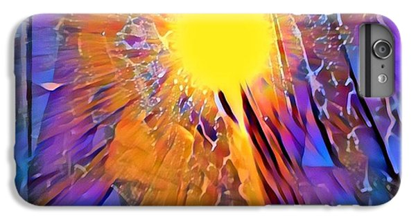 iPhone 7 Plus Case - Shattering Perceptions   by Gina Callaghan