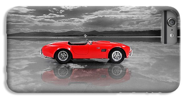 Shelby Cobra 1965 IPhone 7 Plus Case by Mark Rogan