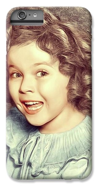 Shirley Temple, Actress IPhone 7 Plus Case