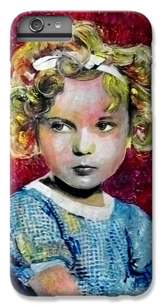 Shirley Temple IPhone 7 Plus Case