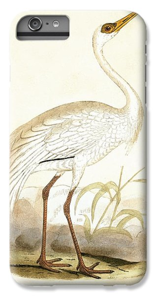 Siberian Crane IPhone 7 Plus Case by English School