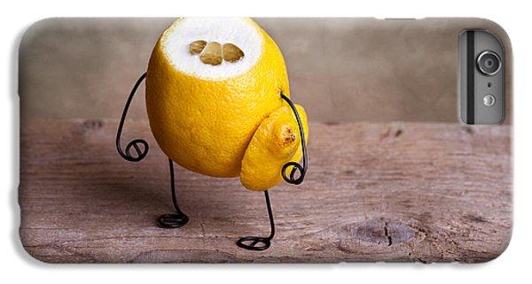 Lemon iPhone 7 Plus Case - Simple Things 12 by Nailia Schwarz