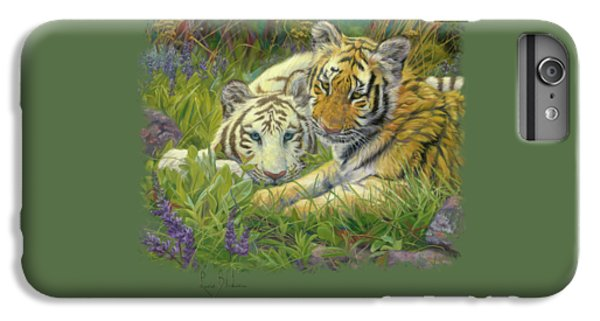 Sisters IPhone 7 Plus Case by Lucie Bilodeau