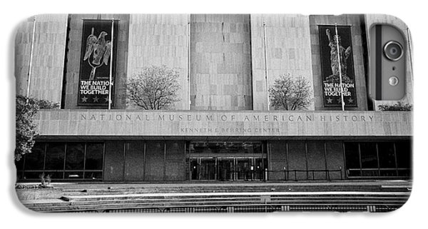 smithsonian national museum of american history kenneth behring center Washington DC USA IPhone 7 Plus Case