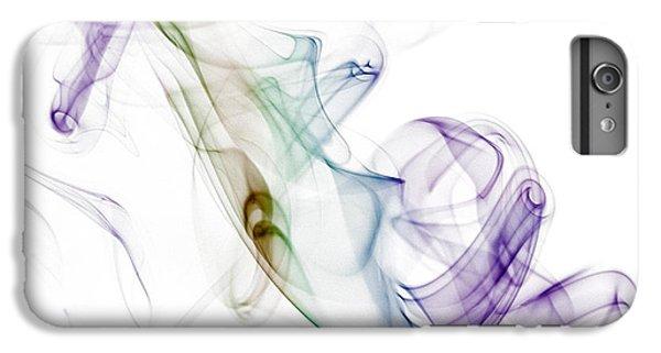 Seahorse iPhone 7 Plus Case - Smoke Seahorse by Nailia Schwarz