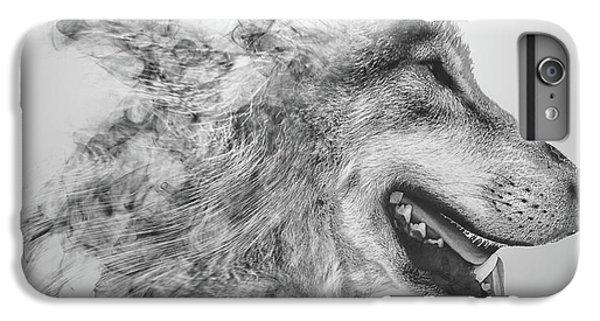Smokey Wolf IPhone 7 Plus Case