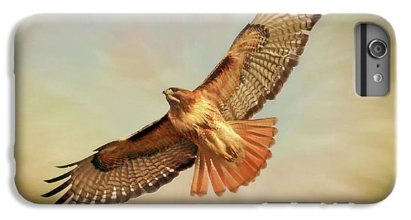 Buzzard iPhone 7 Plus Case - Smooth Operator by Donna Kennedy