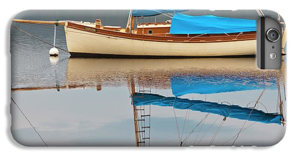 IPhone 7 Plus Case featuring the photograph Smooth Sailing by Werner Padarin
