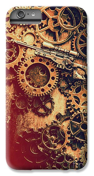 Warfare iPhone 7 Plus Case - Sniper Rifle Fine Art by Jorgo Photography - Wall Art Gallery