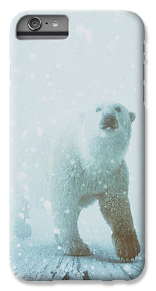 Snow Patrol IPhone 7 Plus Case by Katherine Smit