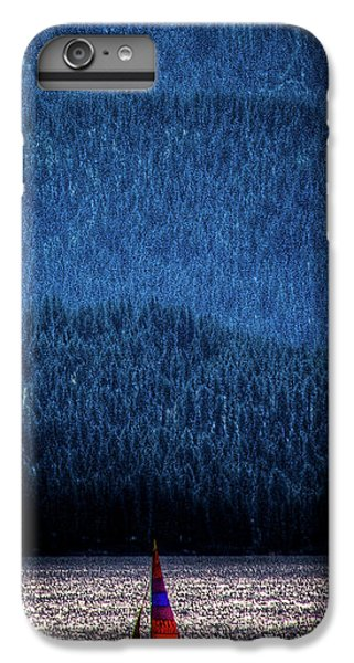 IPhone 7 Plus Case featuring the photograph Solitude On Priest Lake by David Patterson