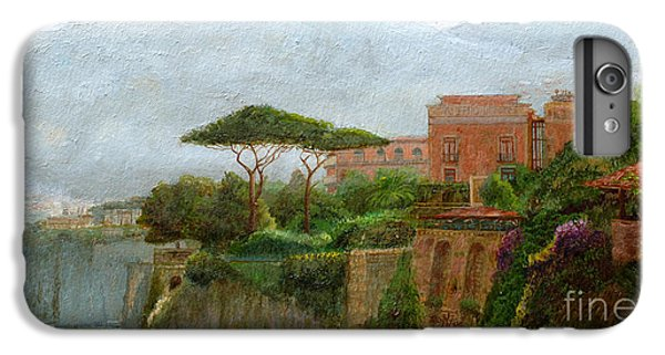 Mountain iPhone 7 Plus Case - Sorrento Albergo by Trevor Neal