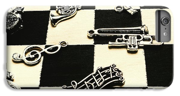 Trumpet iPhone 7 Plus Case - Sound Cheque by Jorgo Photography - Wall Art Gallery