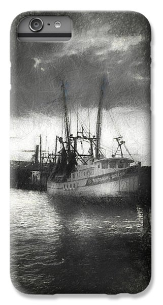 Shrimp Boats iPhone 7 Plus Case - Southern Grace by Marvin Spates