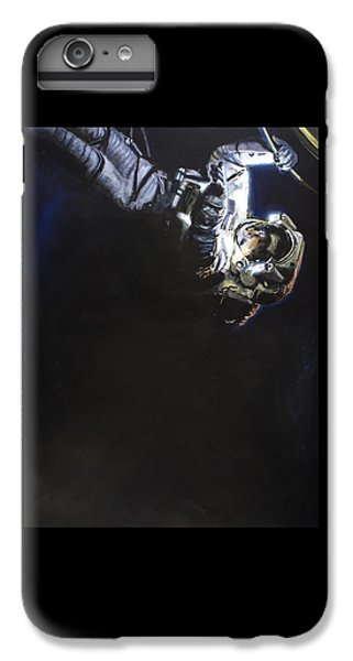 Spacewalk 1  IPhone 7 Plus Case by Simon Kregar