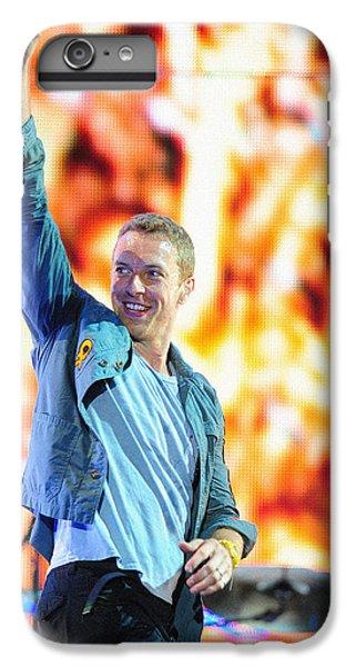 Coldplay4 IPhone 7 Plus Case by Rafa Rivas