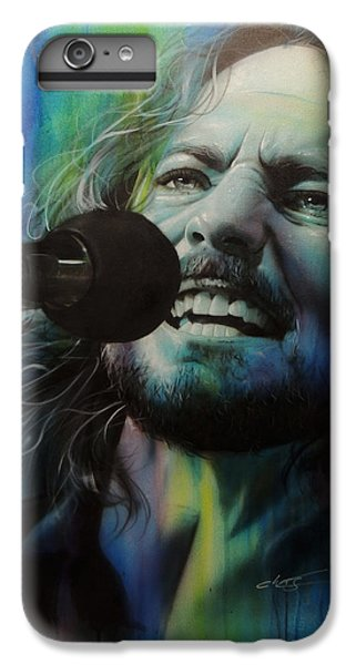 Spectrum Of Vedder IPhone 7 Plus Case