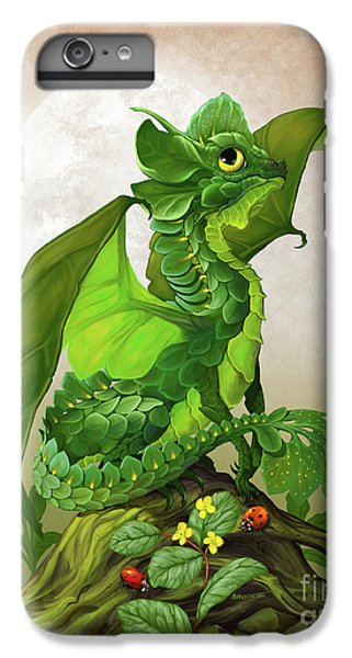Spinach Dragon IPhone 7 Plus Case