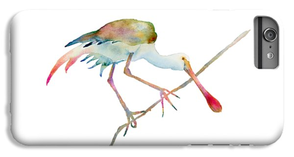 Spoonbill  IPhone 7 Plus Case