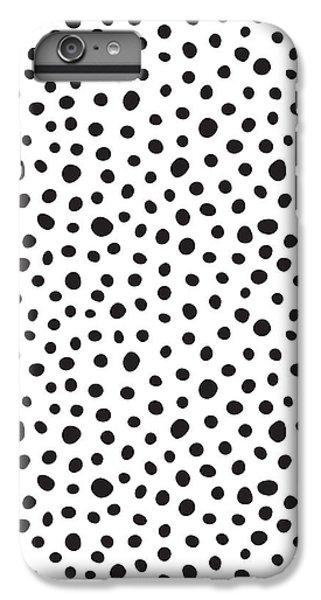 Spots IPhone 7 Plus Case by Rachel Follett