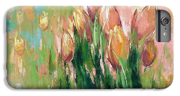 Impressionism iPhone 7 Plus Case - Spring In Unison by Anastasija Kraineva