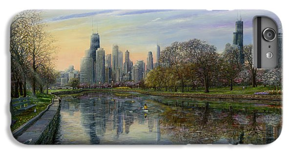 Spring Serenity  IPhone 7 Plus Case by Doug Kreuger