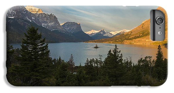 St. Mary Lake IPhone 7 Plus Case