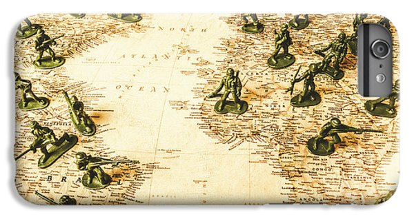 Warfare iPhone 7 Plus Case - Staged World War by Jorgo Photography - Wall Art Gallery