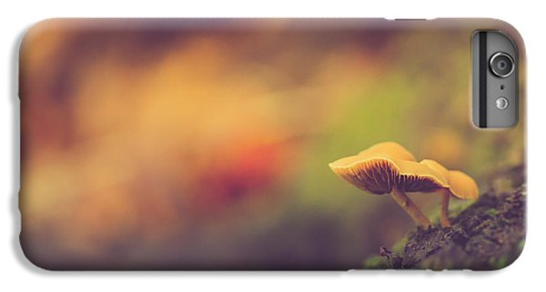 Standing At The Edge IPhone 7 Plus Case by Shane Holsclaw