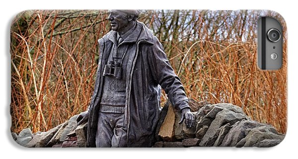 Statue Of Tom Weir IPhone 7 Plus Case by Jeremy Lavender Photography