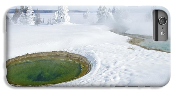 Steam And Snow IPhone 7 Plus Case