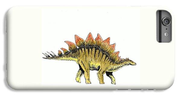 Stegosaurus IPhone 7 Plus Case