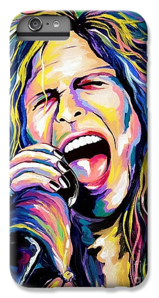 Steven Tyler IPhone 7 Plus Case by Amy Belonio