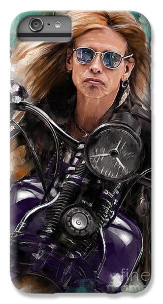 Steven Tyler On A Bike IPhone 7 Plus Case
