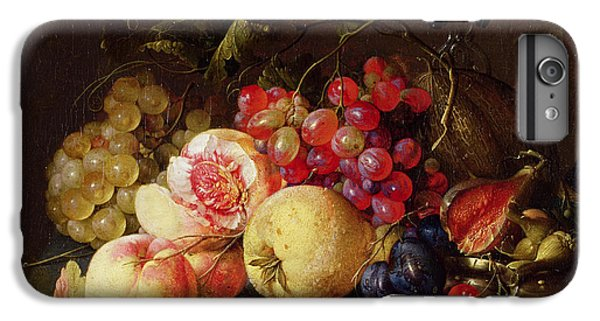 Still Life IPhone 7 Plus Case by Cornelis de Heem