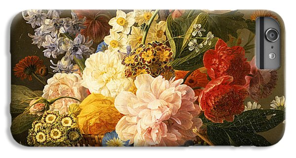 Still Life With Flowers And Fruit IPhone 7 Plus Case
