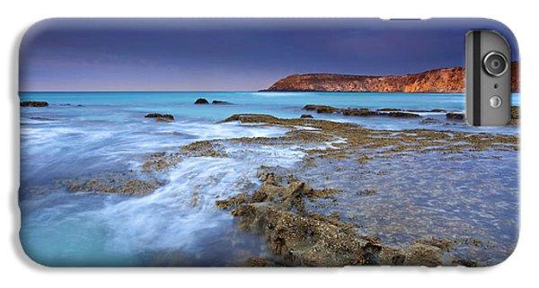 Kangaroo iPhone 7 Plus Case - Storm Light by Mike  Dawson