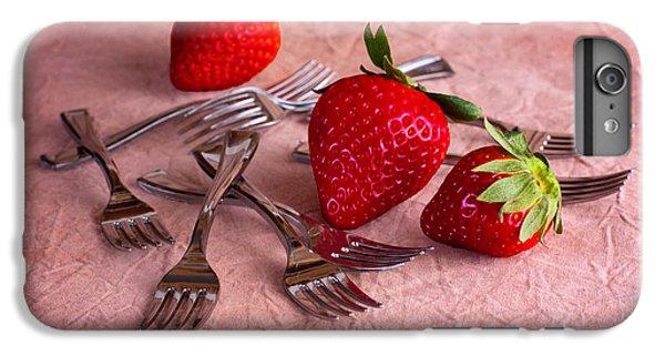 Strawberry Delight IPhone 7 Plus Case by Tom Mc Nemar