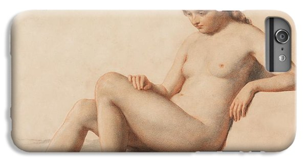 Study Of A Nude IPhone 7 Plus Case by William Mulready