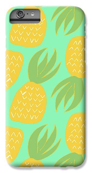 Summer Pineapples IPhone 7 Plus Case